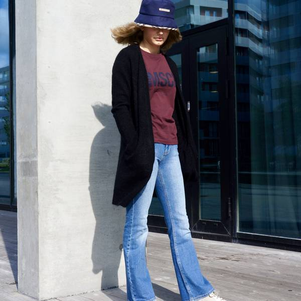 Bilde av Costbart - Anne Boot Cut Jeans