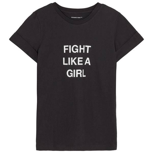 Bilde av Designer Remix Girls - G Stanley Fight Tee Svart