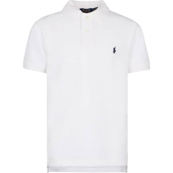 Bilde av Polo Ralph Lauren - Polo Shirt Slim Fit Hvit