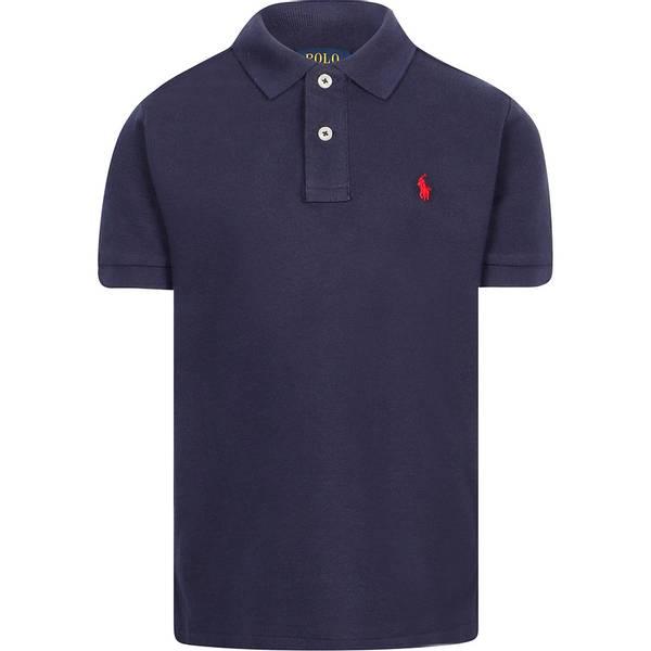Bilde av Polo Ralph Lauren - Polo Shirt Slim Fit Navy