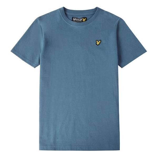 Bilde av Lyle & Scott - Klassisk T-skjorte Bluestone