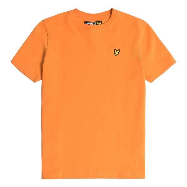 Bilde av Lyle & Scott - Klassisk T-skjorte Orange